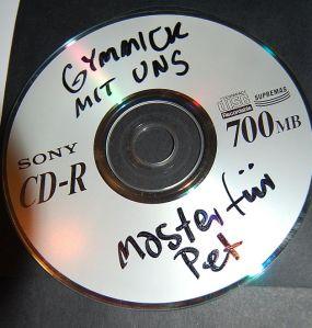 Neue Gymmick - CD